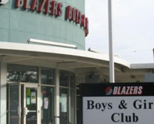 <center> Blazers Club </center>