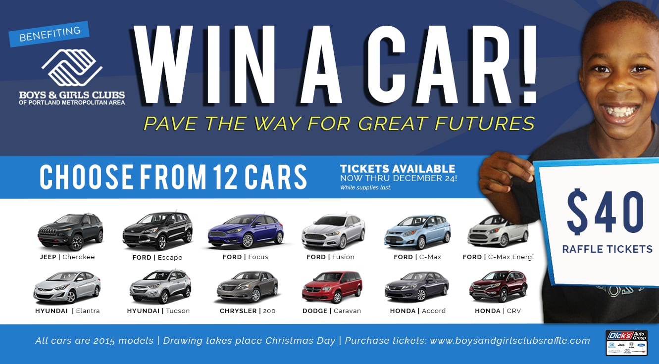 Banner with 12 cars