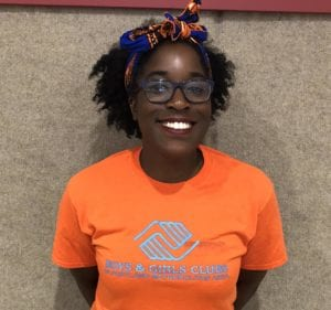 Volunteer Spotlight: Sandra Atuegbu