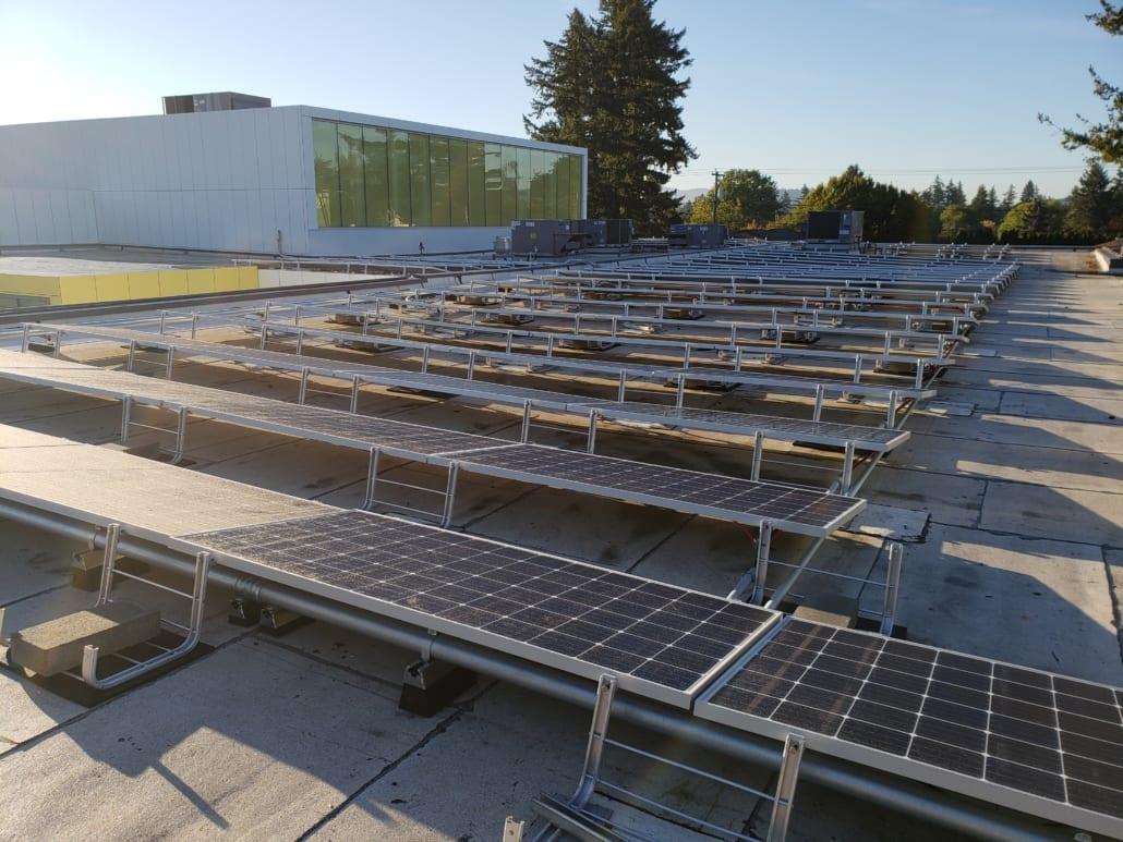 Rockwood Boys & Girls Club Installs Solar Power with Grant from