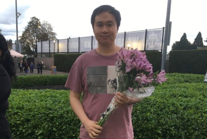 Kevin Lai, Wattles Club volunteer