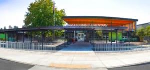 <center> Lot Whitcomb Elementary </center>