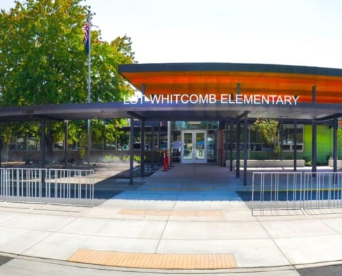 <center> Lot Whitcomb Elementary </center>